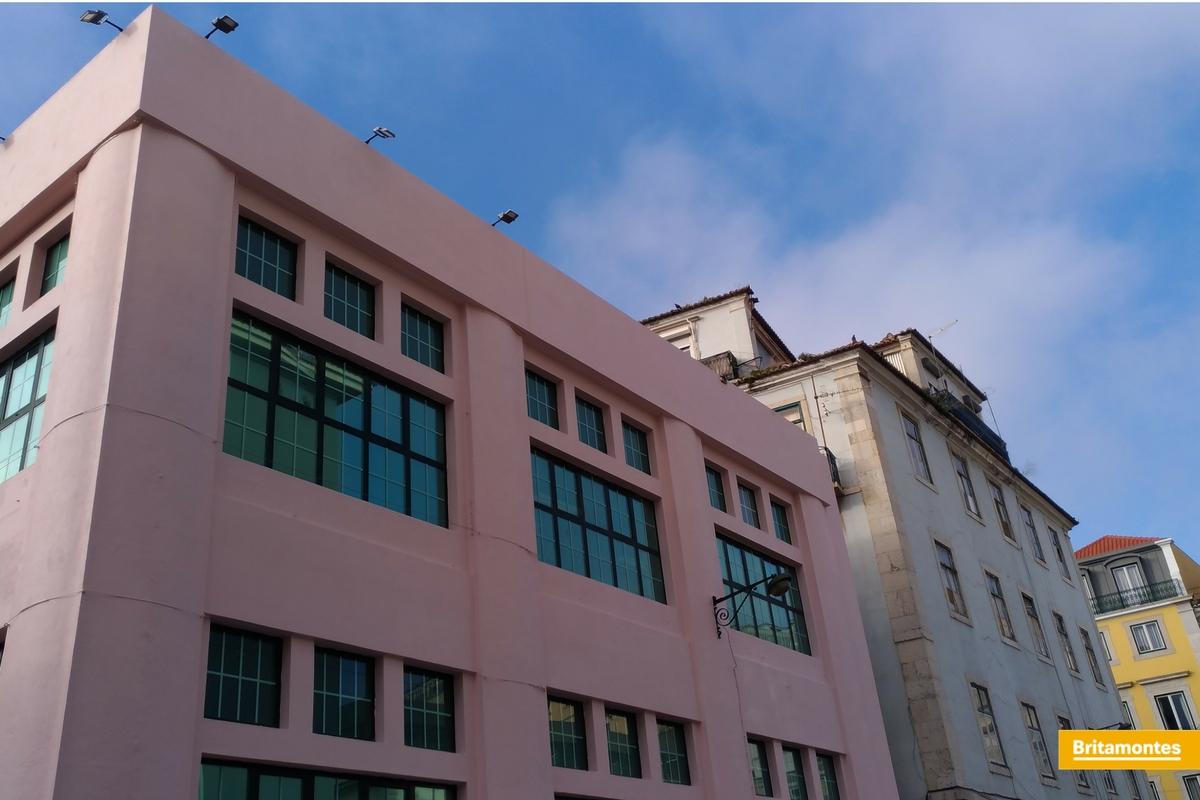 Reabilitação geral da fachada
