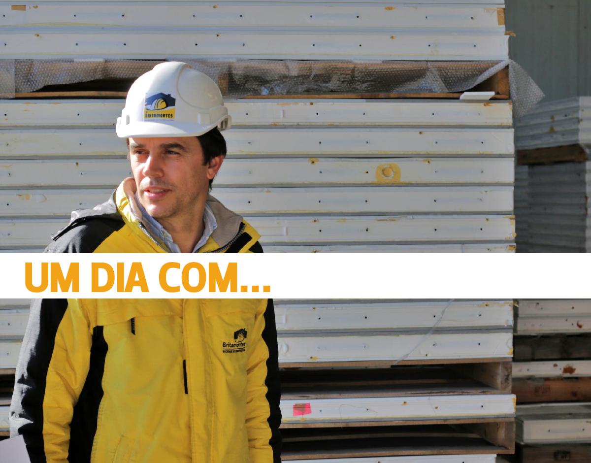 Britamontes | Um dia com Eng.º Bruno Oliveira